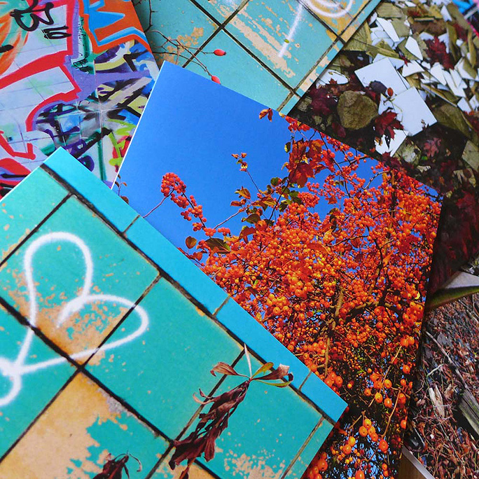 Berlin Fragments images now available as cards from www.greencarddesign.co.uk